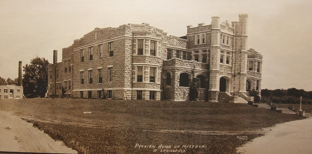 Pythian Home of Missouri in Springfield